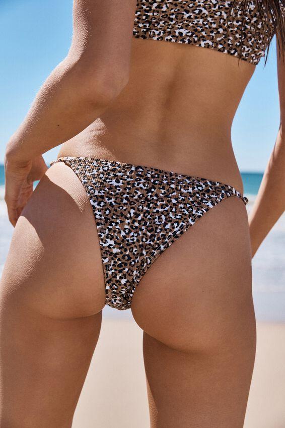 Tanga Brazilian Bikini Bottom by Cotton On