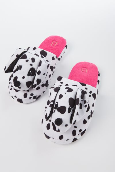 Novelty Slipper, DALMATION