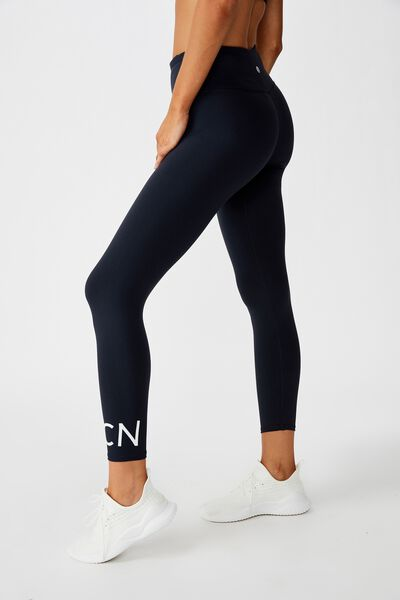 Personalised Core 7/8 Tight, NAVY
