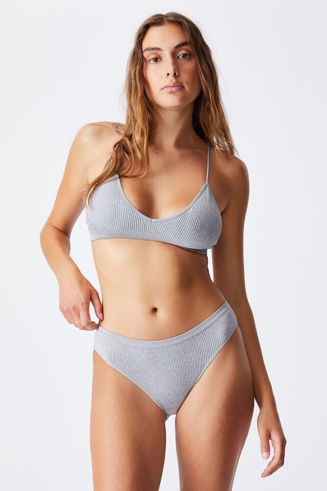Seamless Bikini Brief, n