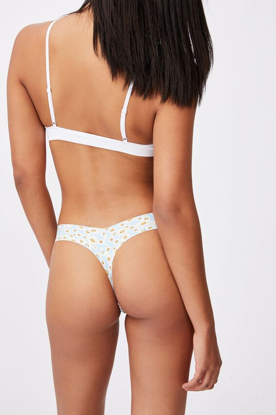 The Invisible G String Brief, DAISY FIELDS