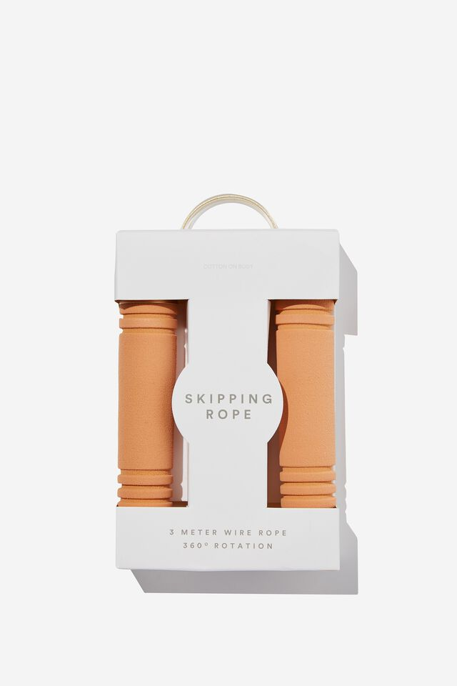 Sky High Skipping Rope, APRICOT ICE