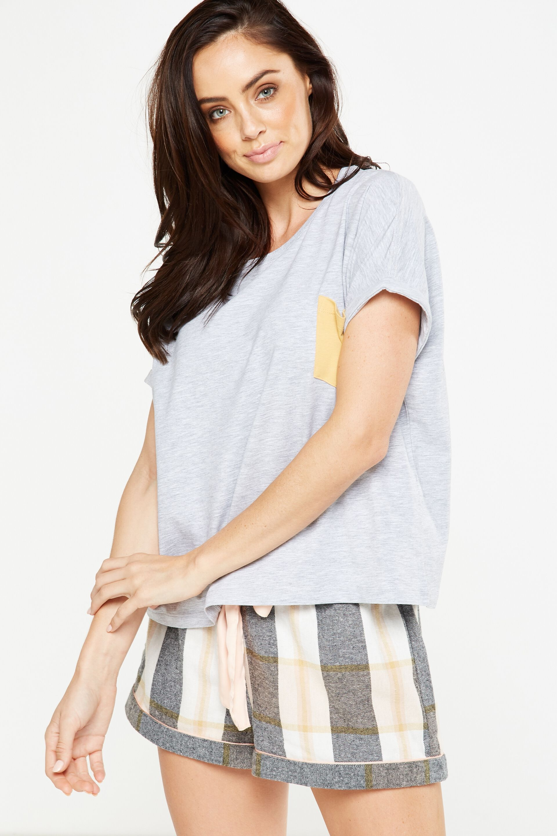 Short Stories Women's Pyjama Top - Off