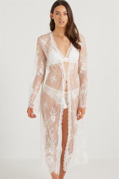 Bridal Lace Kimono, BB CREAM