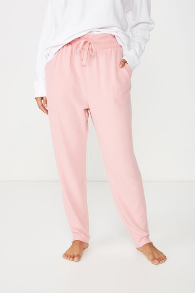 Supersoft Relaxed Pant, CANDY PINK MARLE