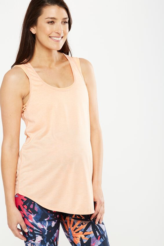 Maternity Training Tank Top, MANGO