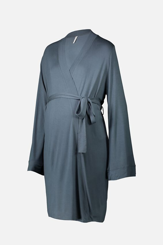 Sleep Recovery Maternity Gown, IRON