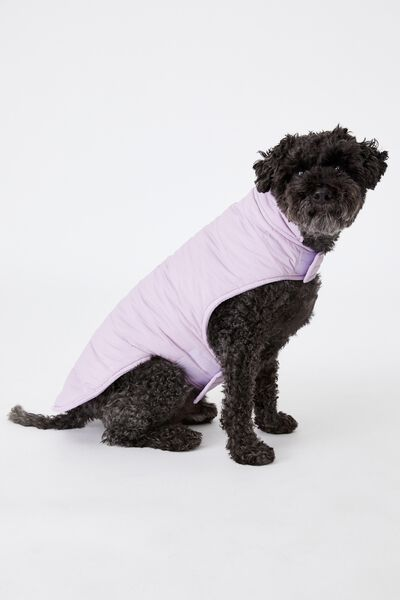 Body Buddy Mother Puppa Jacket, DUSTY LILAC