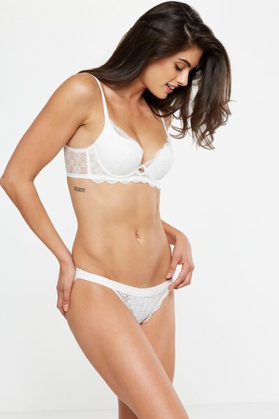 Jojo Push Up Bra, CREAM