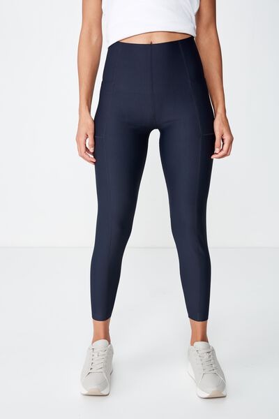 Bonded 7/8 Tight, NAVY