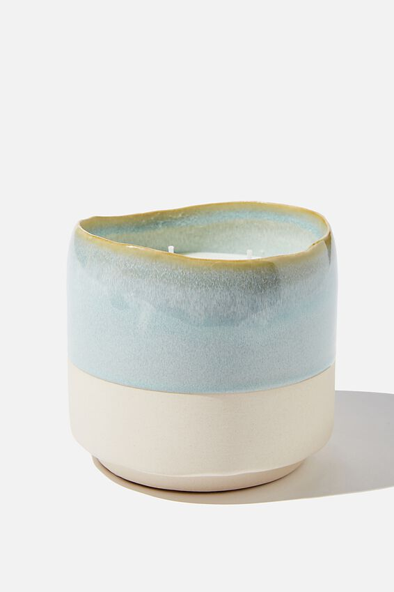 Serenity Candle, COOLING MINT