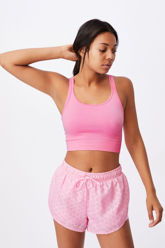 Move Jogger Short, STRAWBERRY MILKSHAKE LASER