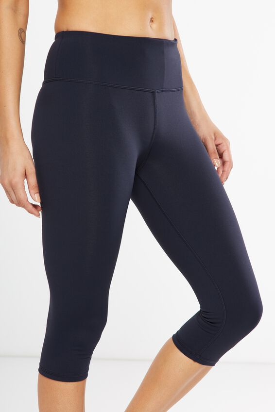 Active Core Capri Tight, NAVY