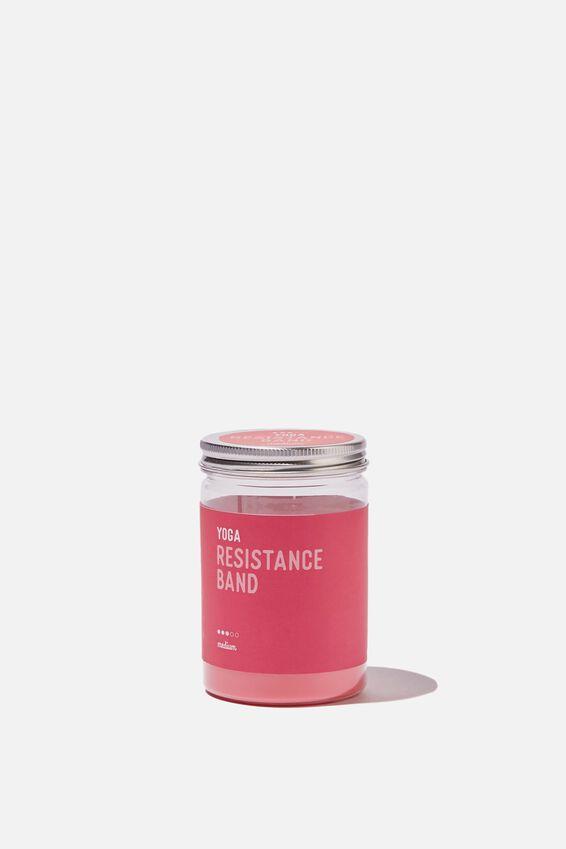Rubber Resistance Band, MEDIUM