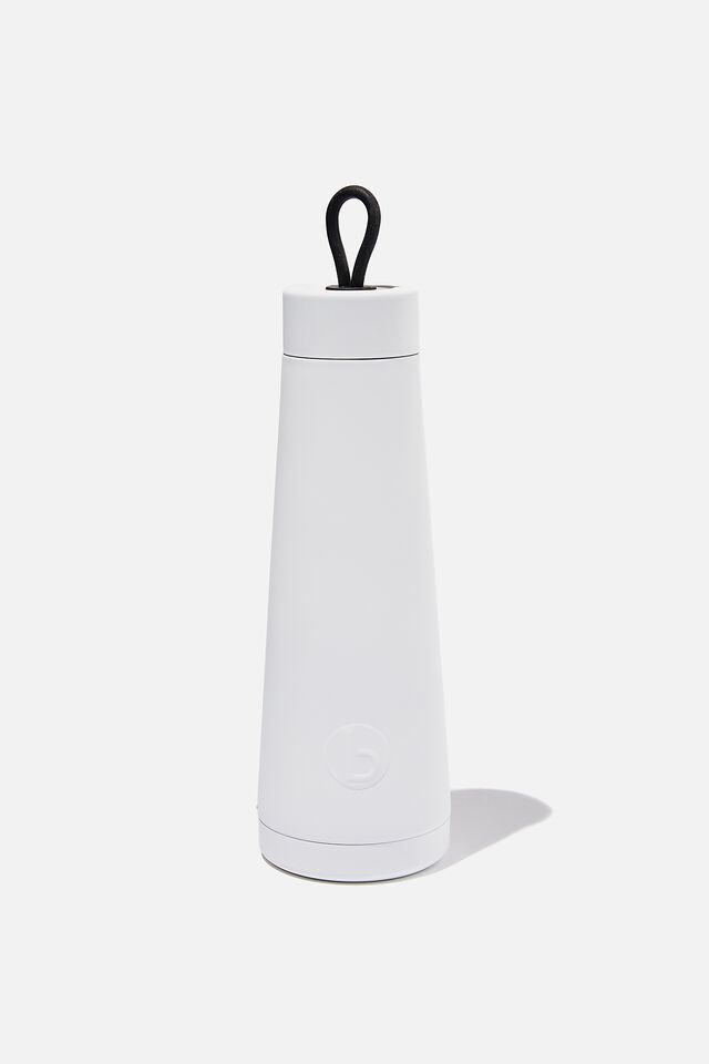 Chill Out Drink Bottle, WHITE