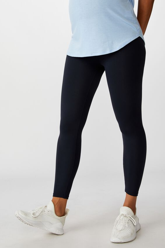 Maternity Core 7/8 Tight, CORE NAVY
