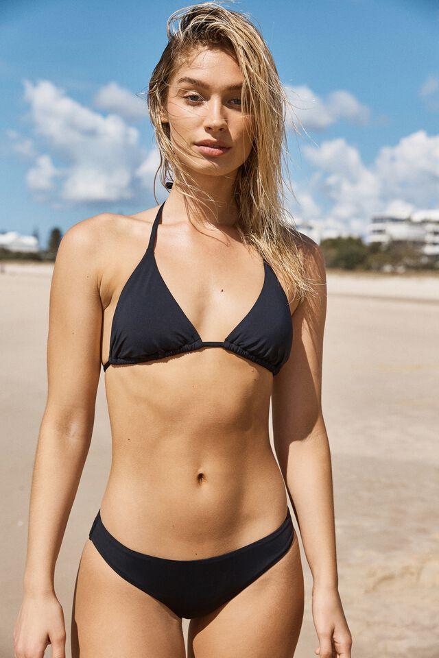 Classic Full Bikini Bottom, BB BLACK