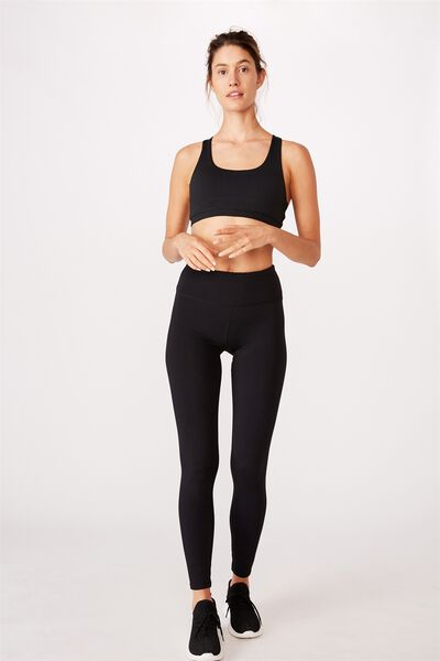 Active Core Tight, CORE BLACK