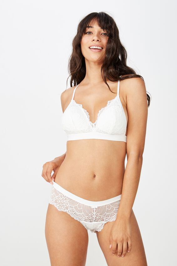 Candice Brasiliano Brief, CREAM