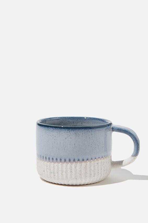 Gratitude Mug, BABY BLUE