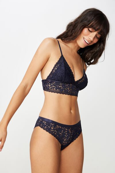 Audrey Brasiliano Brief, MIDNIGHT