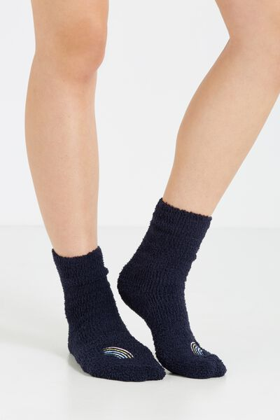 Novelty Sock, RAINBOW