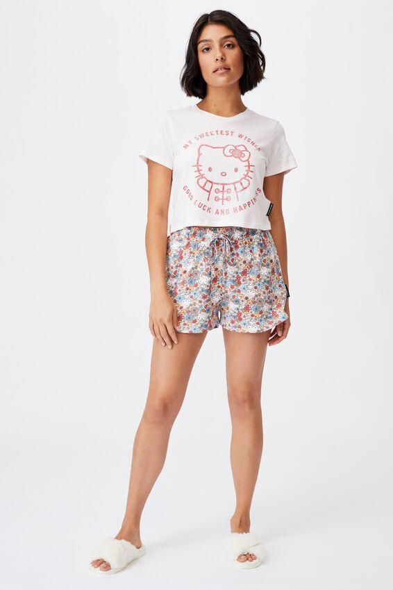 Baby Sleep T-Shirt, LCN SAN HK SWEET WISHES
