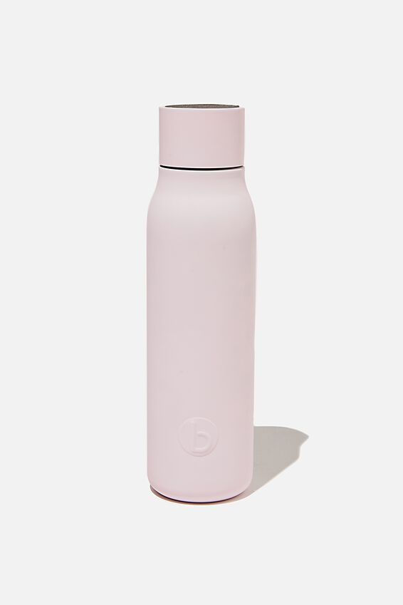 Hydrate Me Drink Bottle, BLOSSOM PINK