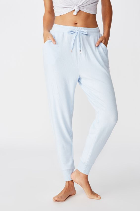 Supersoft Slim Fit Pant, SOFT BLUE MARLE