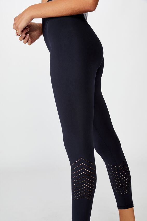 Lifestyle 7/8 Tight, NAVY LAZER