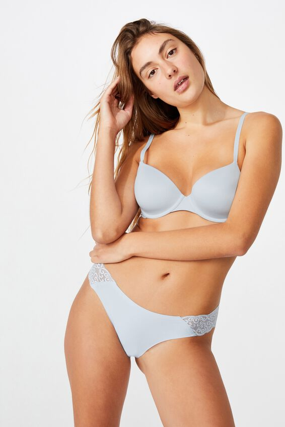 Ultimate Comfort T-Shirt Bra, ICY MOONDROP