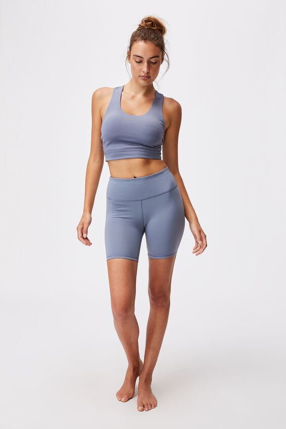 Active Core Bike Short, BLUE JAY