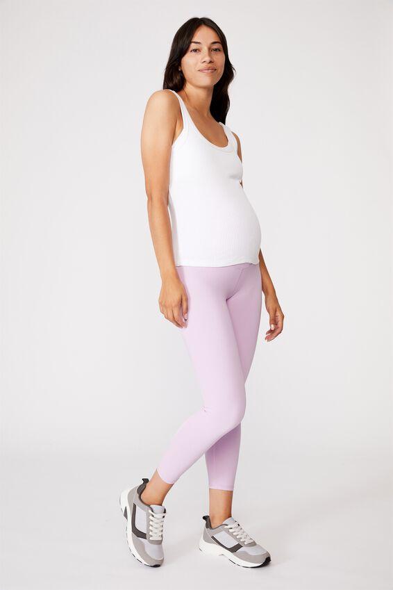 Maternity Core 7/8 Tight, BLOSSOM