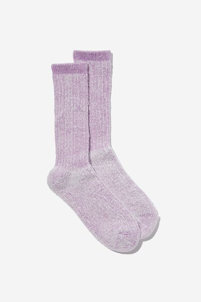 Day Dream Bed Sock, BLOOM