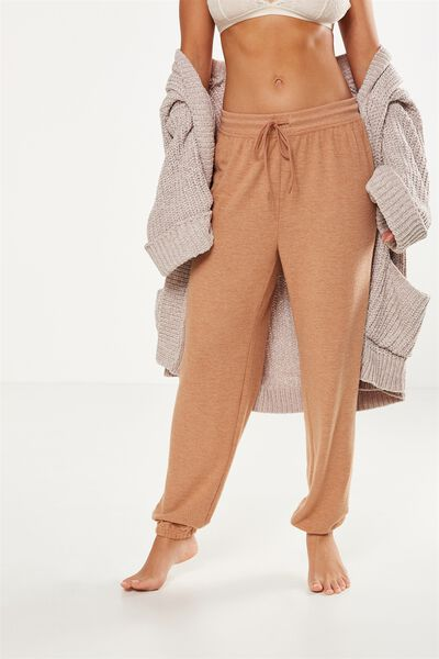 Super Soft Lounge Pant, MAPLE MARLE
