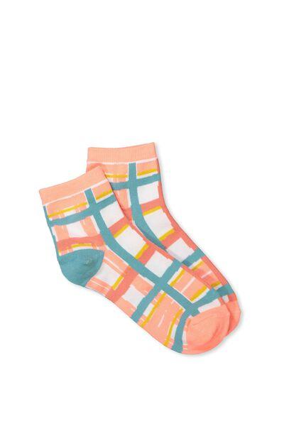 Fun Sock, CHECK