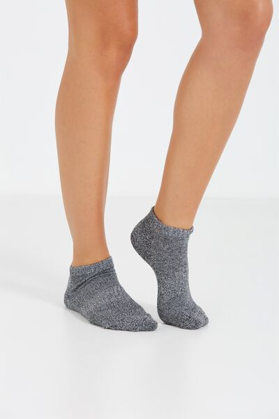Active Basic Sock, SALT & PEPPER