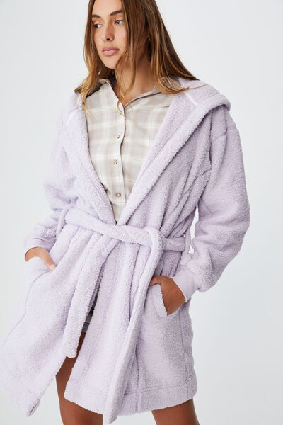 The Lounging Robe, FAIR ORCHID