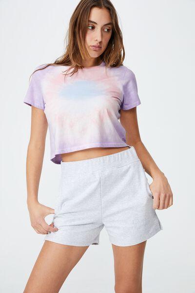 Baby Sleep T-Shirt, CIRCLE TIE DYE