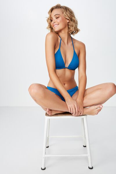 Classic Slider Triangle Bikini Top, SEAPORT