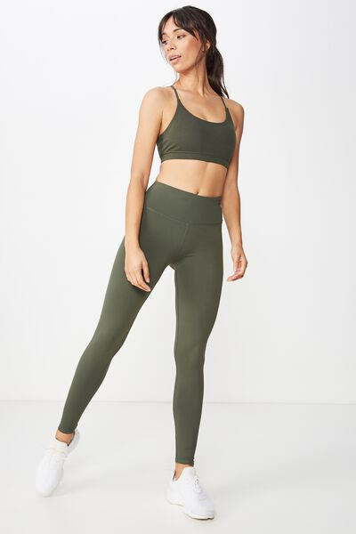 Active Core Tight, KHAKI