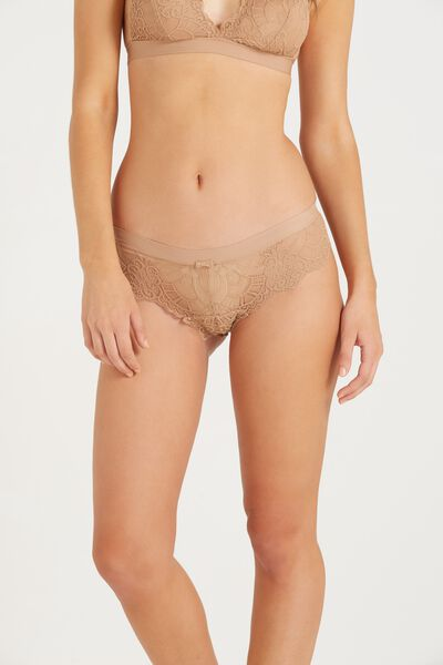 Candice Brasiliano Brief, CINNAMON