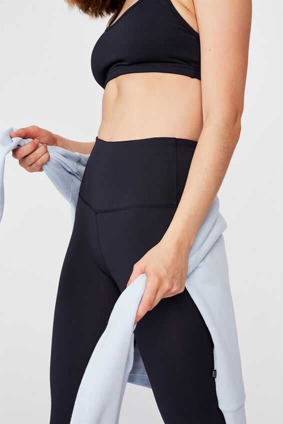 Active High Waist Core 7/8 Tight, CORE NAVY
