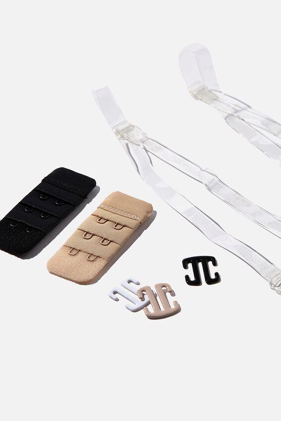 Bra Accessories Pack, MULTI