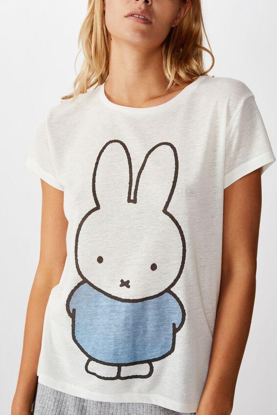 Dreamy Sleep T-Shirt, LCN MIFFY