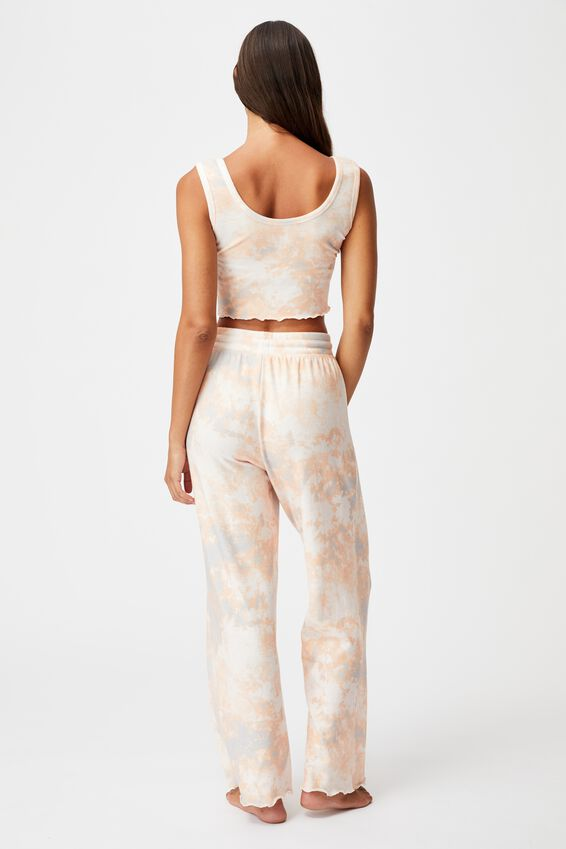 Super Soft Relaxed Pant, MARBLE TIE DYE