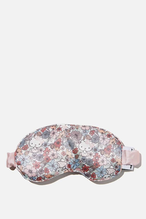 License Eyemask, LCN HELLO KITTY FLORAL