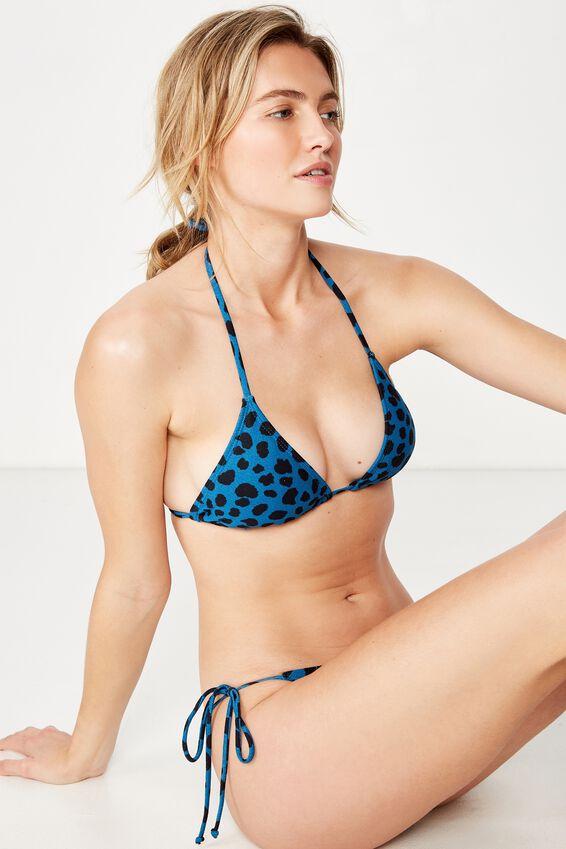 Classic Slider Triangle Bikini Top, SEAPORT SPOT