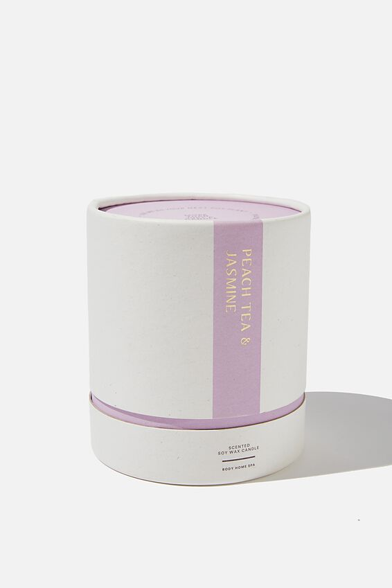 Serenity Candle, SOFT VIOLET
