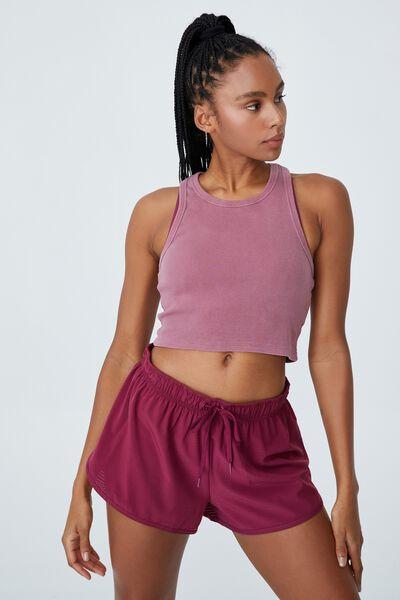 Lifestyle Move Jogger Short, PINOT ROSE LASER